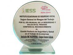 IESS - Riesgos del Trabajo