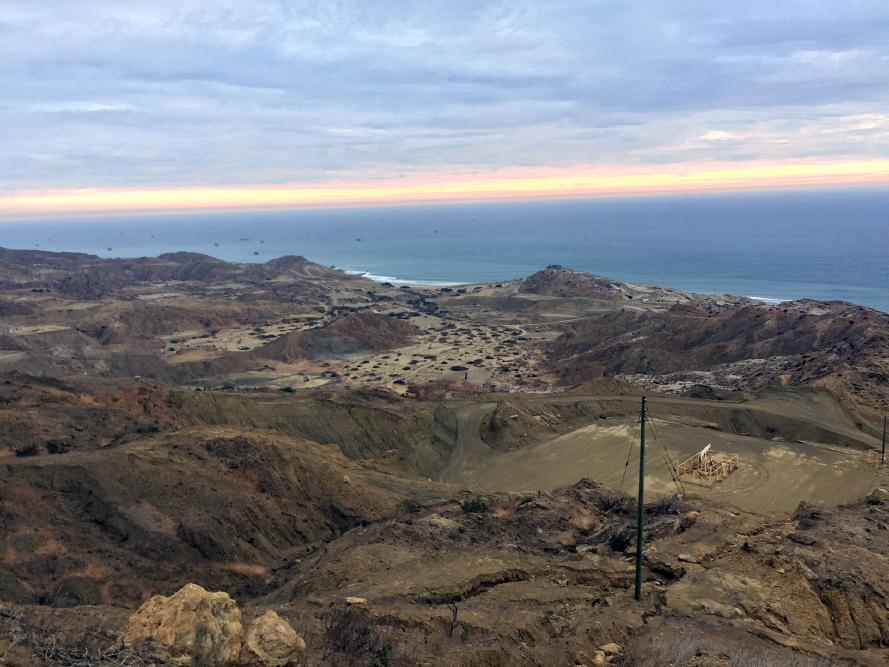 Visita técnica a Talara Perú